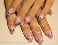 Мои работы роспись ногтей